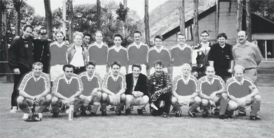 Aufstiegsmannschaft Saison 1997/98